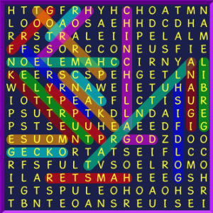 wordsearch pets