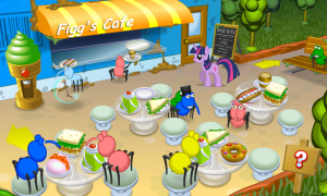 binweevils figg's cafe