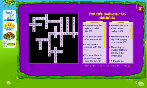Binweevils General Crossword Answers