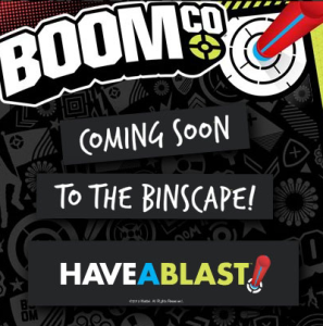 boomco is coming to binscape