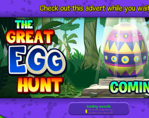 binweevils the great egg hunt