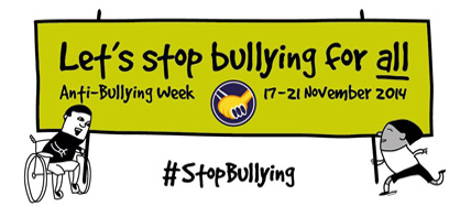 binweevils stop bullying week